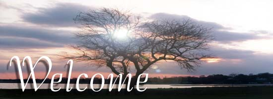 Welcome Winter Sunset